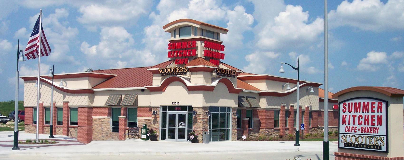 Nice Summer Kitchen Cafe   La Vista | Darland Construction   Building To A  Higher Standard