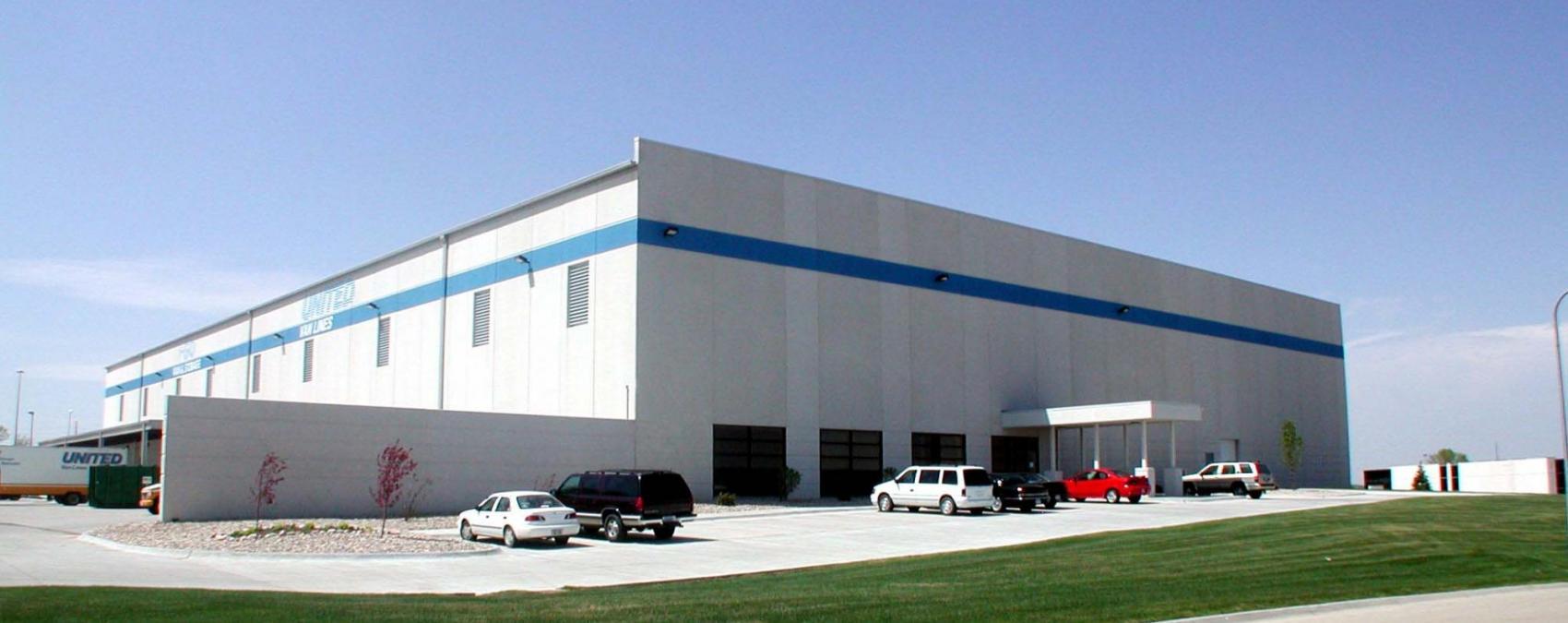 I Go Van Amp Storage Darland Construction Building To A